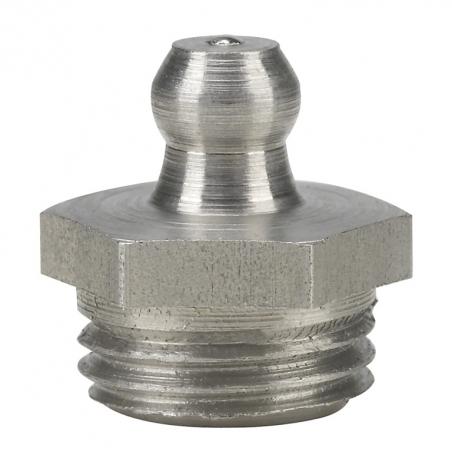 15938 Прессол Пресс-масленка коническая, прямая, нержавеющая G 1/4''