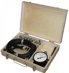 Пневмотестер тормозного привода М 100.02