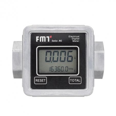 23295 Прессол Цифровой счетчик дизельного топлива 2-100 л/мин