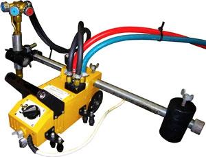 Переносная машина для резки листов ГУГАРК (1 резак)