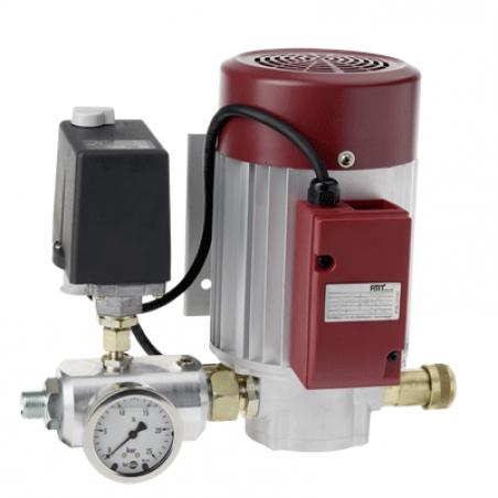 23321 Прессол Электрический насос для масла 220v 10 л/мин.