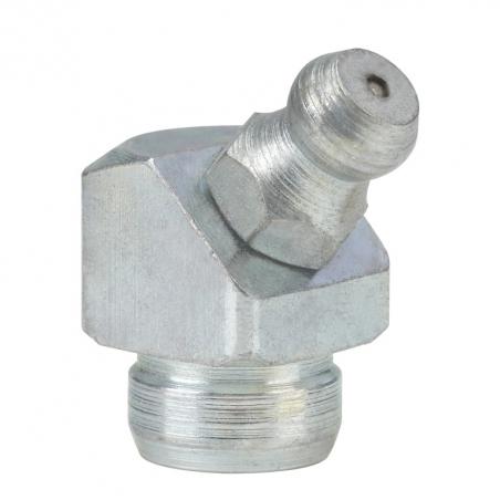 15105 Прессол Пресс-масленка коническая, оцинкованная, заколачиваемая 45° Ø 10 mm