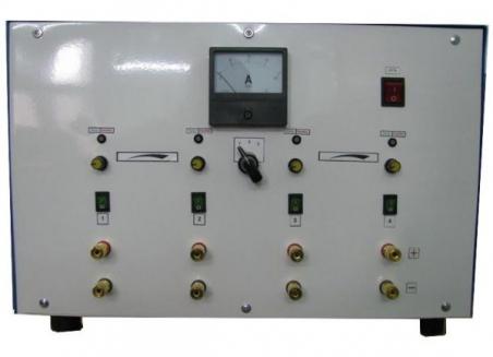 Многопостовое зарядное устройство ЗУ-2-4А