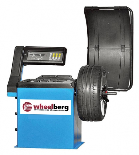 Стенд балансировочный Wheelberg СБ-1ДК2А