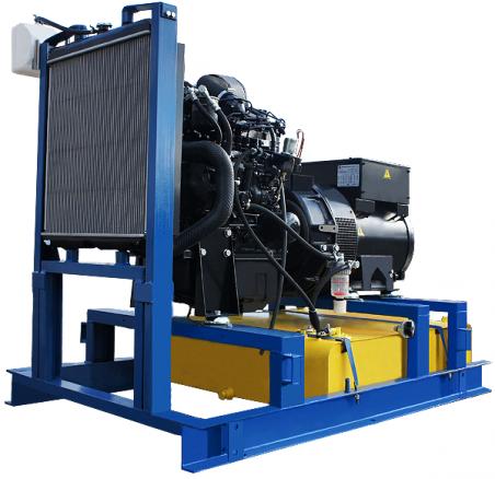 Дизельный генератор ADMi-8 1Ph (однофазный)