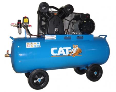 Поршневой масляный компрессор CAT V65-100