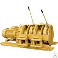 Лебедка электрическая скреперная шахтная 55ЛС-2СМА (55ЛС2СМА)
