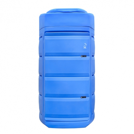 26727 Прессол Минизаправка для AdBlue 1500 л. DMS c обогревом 35 л/мин