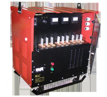Трансформатор для прогрева бетона ТСДЗ-80А (с автоматикой)