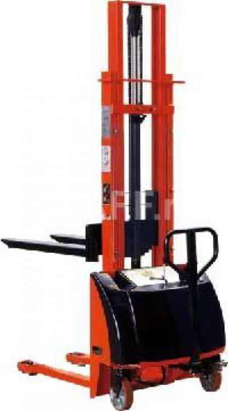 Штабелер электрический Lema LM E-1025W (регулируемые вилы)