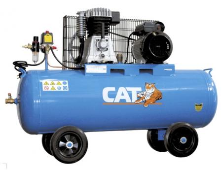 Поршневой масляный компрессор CAT H70-100М
