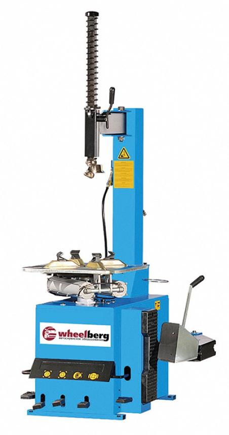 Стенд шиномонтажный автоматоматический Wheelberg СШ-3П