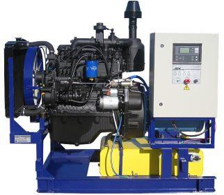 Дизельный генератор АД-100 ММЗ