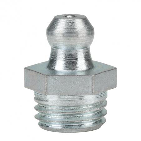 15015 Прессол Пресс-масленка коническая прямая М10х1,5