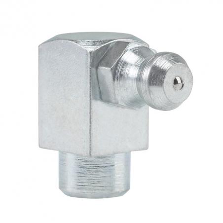 15204 Прессол Пресс-масленка угловая, заколачиваемая Ø 8 mm