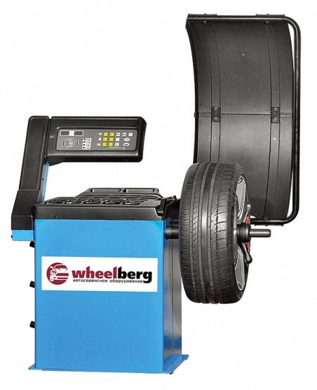 Стенд балансировочный Wheelberg СБ-1ДА