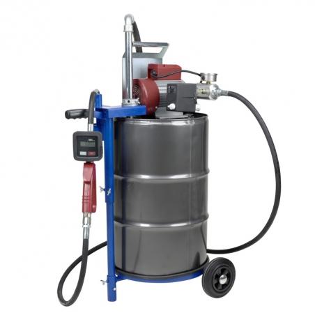 23314 551 Прессол Передвижная электрическая система раздачи масла для бочек 60кг