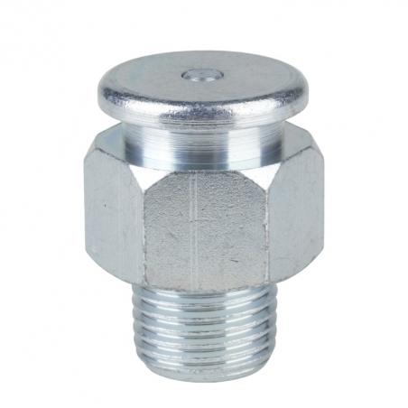 57522 Прессол Плоская пресс-масленка М 16х1,5 Ø головки 22 мм